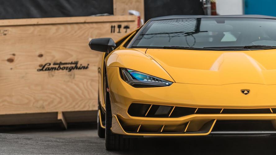 Lamborghini rappelle la Centenario pour un problème assez insolite !