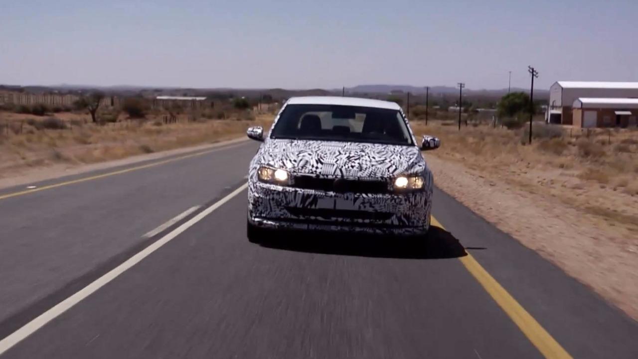 Novo Volkswagen Polo 2018 em vídeo