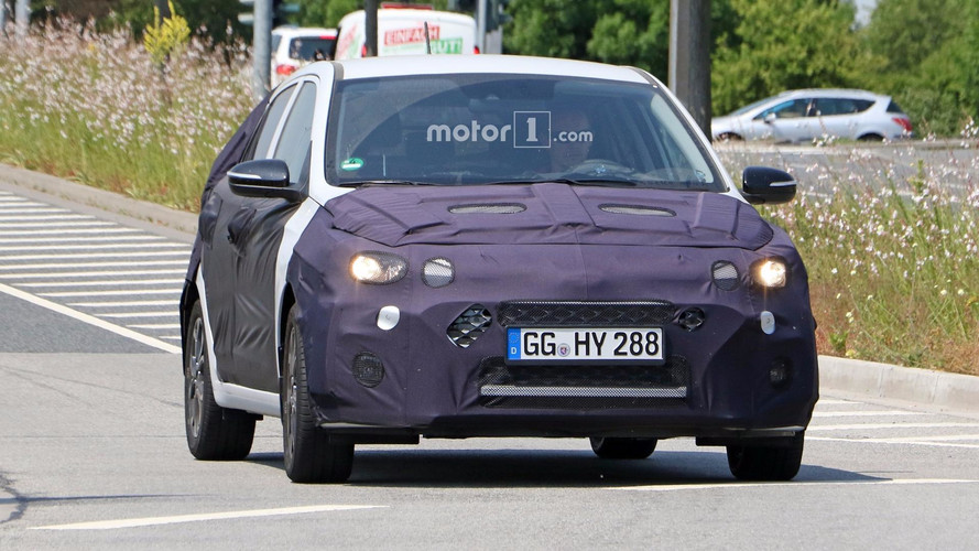 Hyundai i20 Facelift Spied Hiding Some Pretty Big Changes