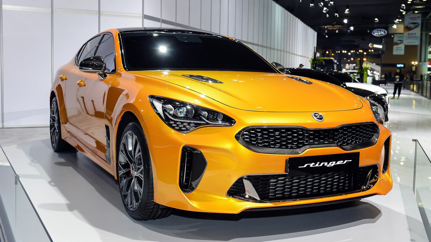 Kia To 'Deliver Unrivaled Premium' With New Top-Spec Trim