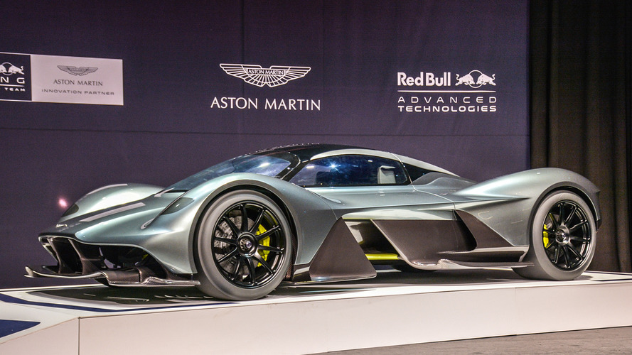 Aston Martin AM-RB 001, confirmado con motor Cosworth V12