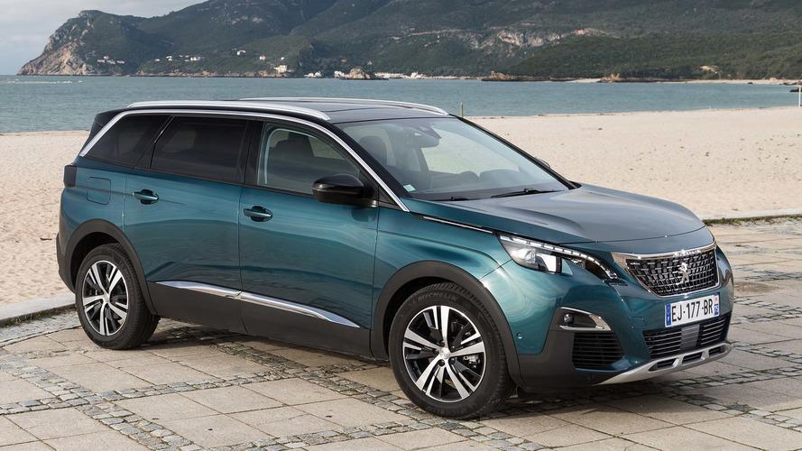 Peugeot 5008 estreia na Argentina pouco antes de chegar ao Brasil