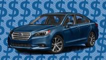 Subaru Legacy Lease Deals