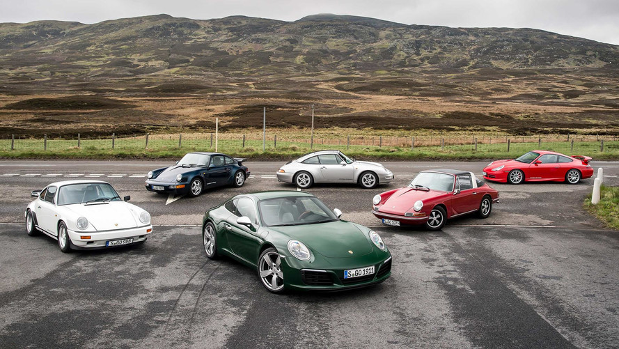 PHOTOS - La millionième Porsche 911 prend la route
