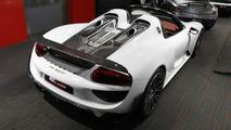 Weissach Paketli Porsche 918 Spyder