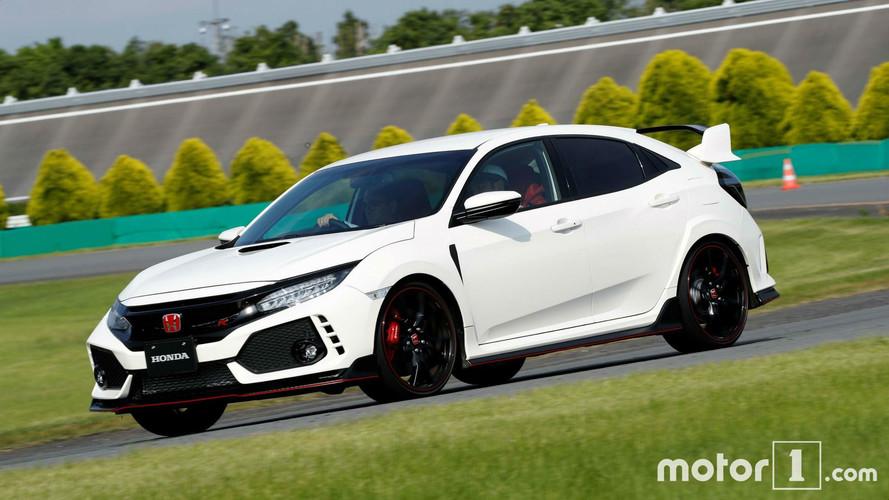 Nouvelle Honda Civic Type R (2017) - Les photos de notre essai !