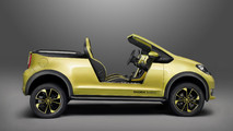 Skoda Element electric buggy concept
