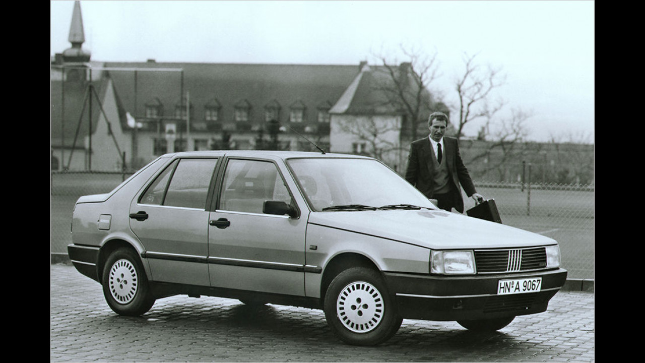 30 Jahre Fiat Croma