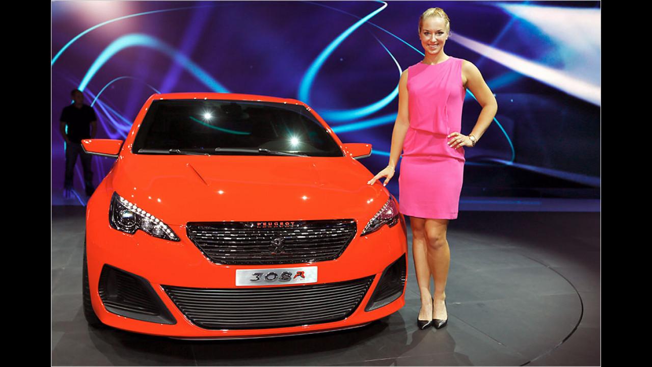 Sabine Lisicki: Peugeot