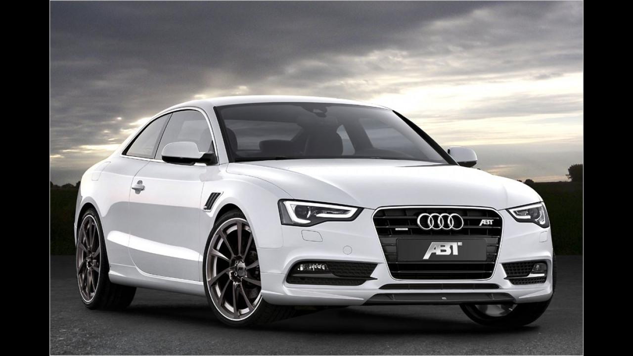Abt powert den Audi A5