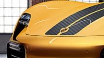 Porsche Taycan Exclusive Rendering