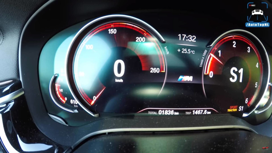See The Most Powerful BMW 6 Series GT Diesel Hit Its Top Speed