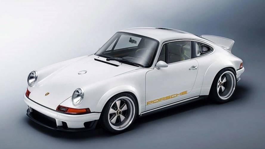 A világ legfejlettebb léghűtéses 911-es modelljét mutatta be a Williams és a Singer