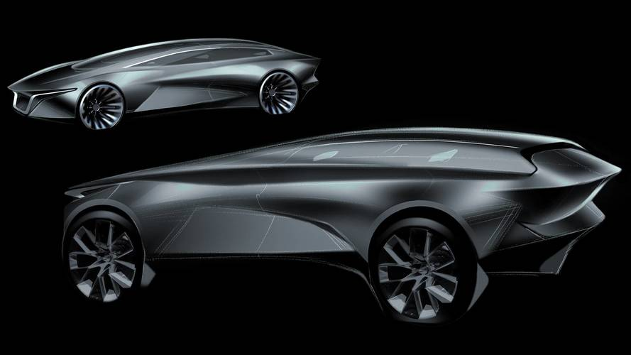 Lagonda Electric SUV Teased Ahead Of 2021 Launch