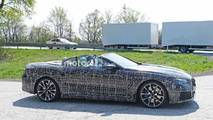 BMW 8 Series Convertible Spy Shots