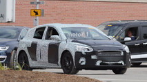 2019 Ford Focus Hatchback Spy Shots