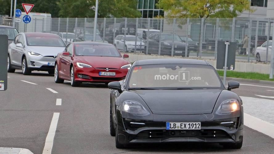 A Porsche szerint nem mérce a Tesla a Mission E számára