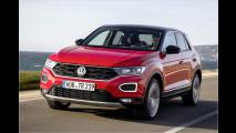 Neues Kompakt-SUV VW T-Roc im Test
