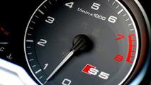 Audi S5 with BBS Rims