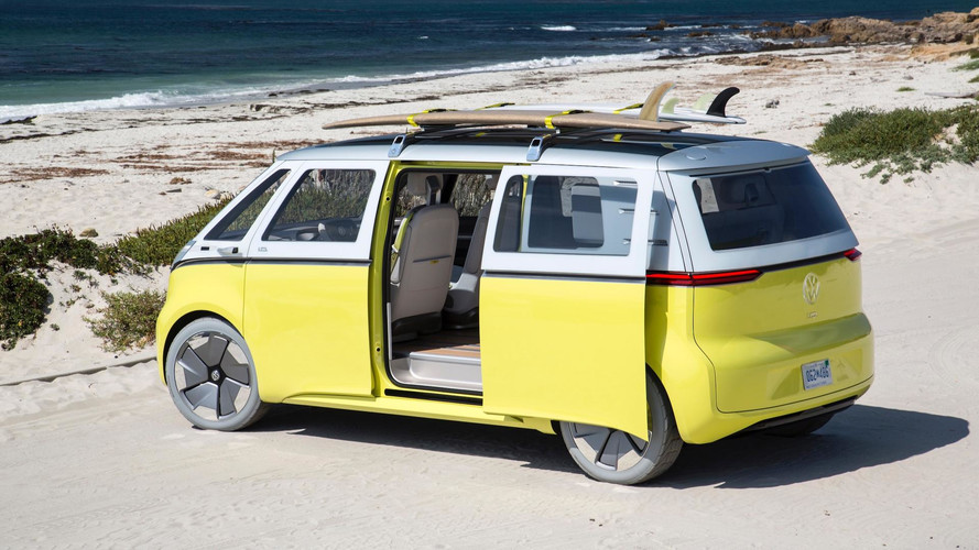 VW Buzz Will Be Able To Recognize Its Owner, Read Their Face