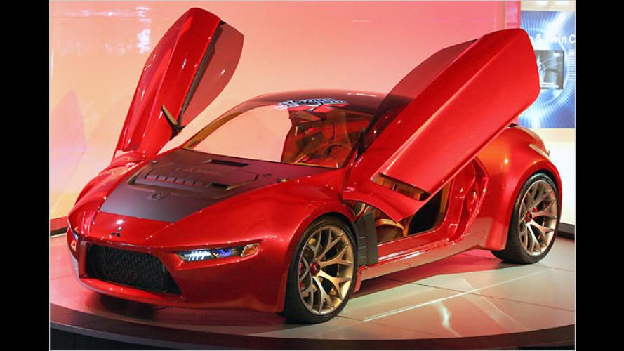 Concept-RA: Zündende Diesel-Studie von Mitsubishi