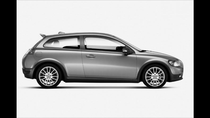 Volvo C30 als Sondermodell mit bis zu 1.860 Euro Preisvorteil