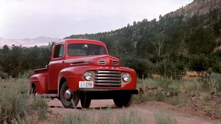 Ford Pops Champagne To Celebrate 100 Years Of Truck History