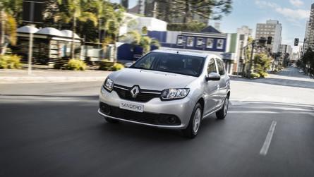Renault Sandero perde câmbio Easy'R e abre espaço para CVT