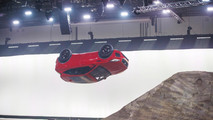 Jaguar E-Pace Barrel Roll