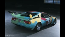 BMW M1 Andy Warhol Art Car