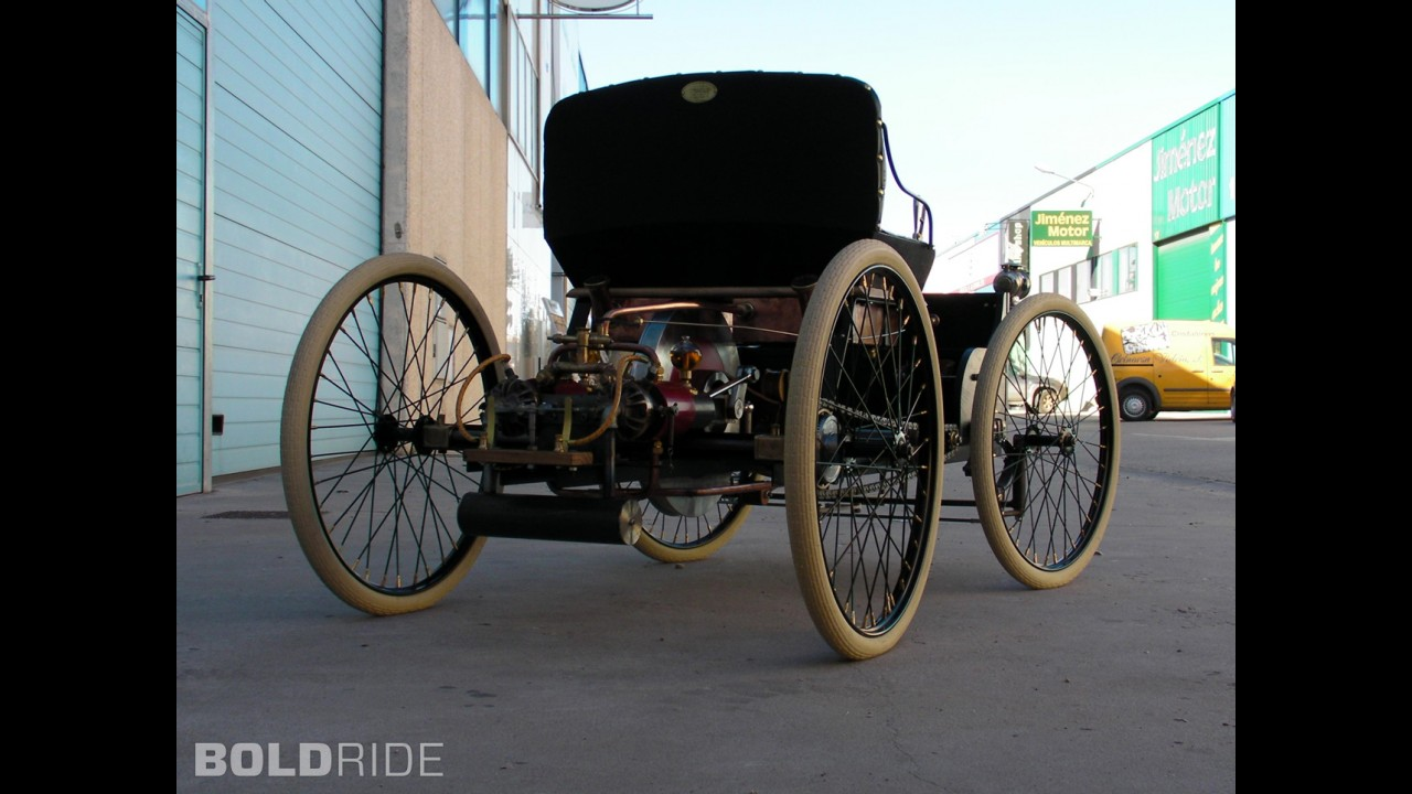 Ford Quadricycle