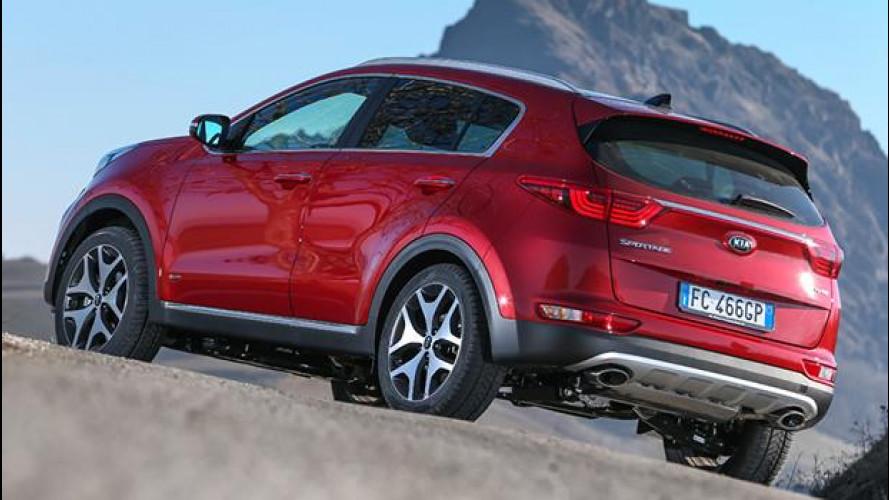 Nuovo Kia Sportage, presto anche GPL e ibrido