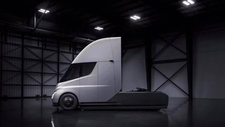 Tesla Semi TIR'ın fiyatı belli oldu