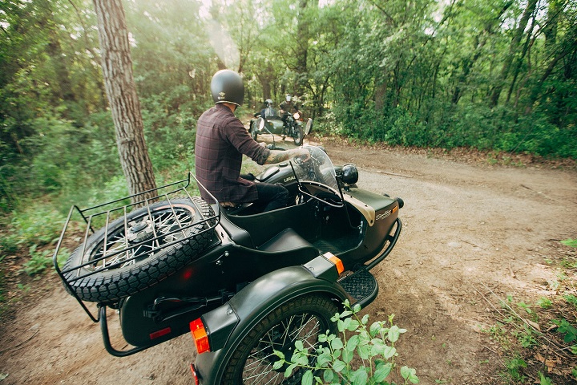 Ural Sportsman Package Motorcycle is Ready for Adventure