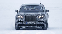 2018 Rolls-Royce Phantom spied in Lapland
