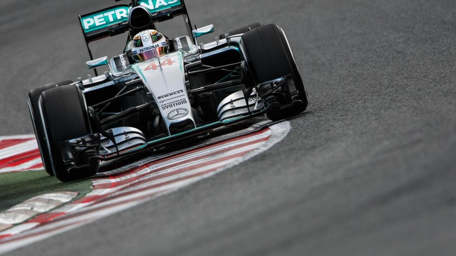 Hamilton wants Mercedes to 'dominate even more'
