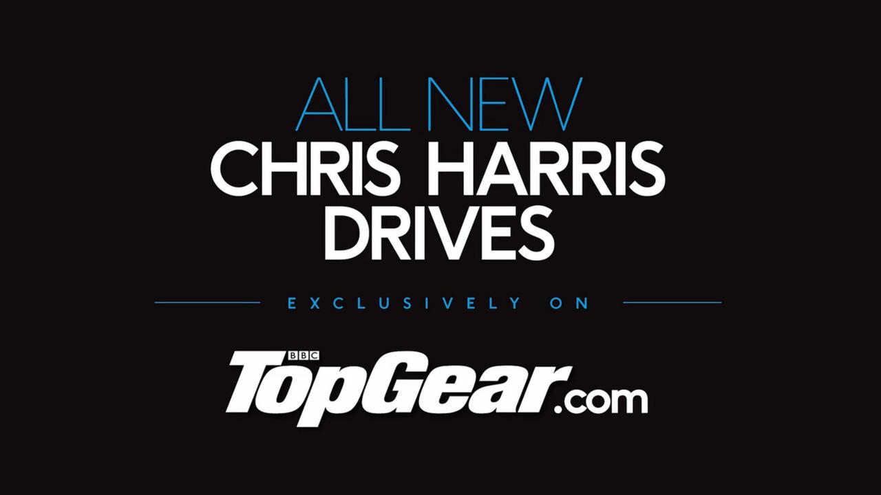 Chris Harris Drives promo