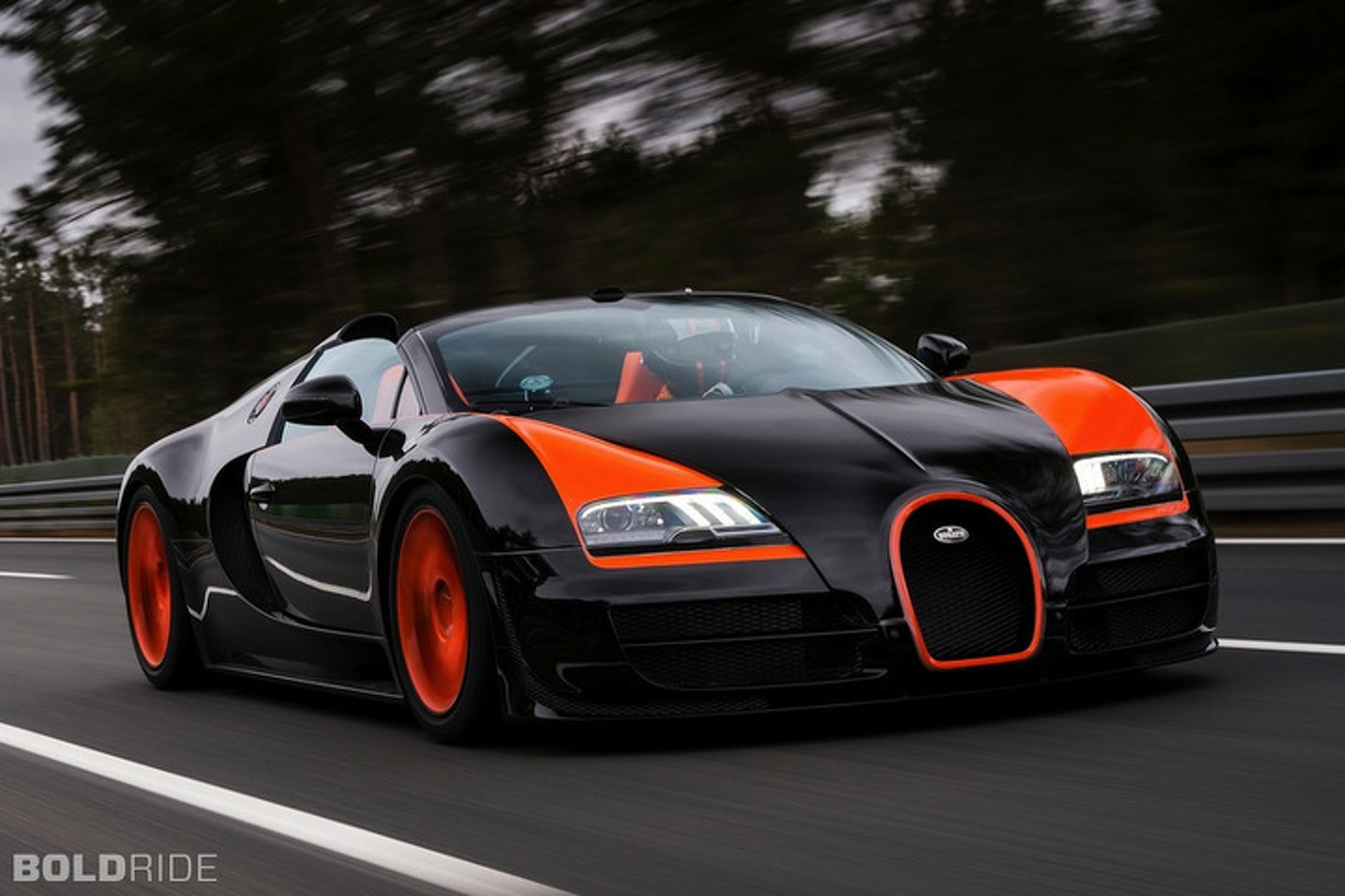 Bugatti's Veyron Replacement Will Be A 1,500HP Hybrid Monster