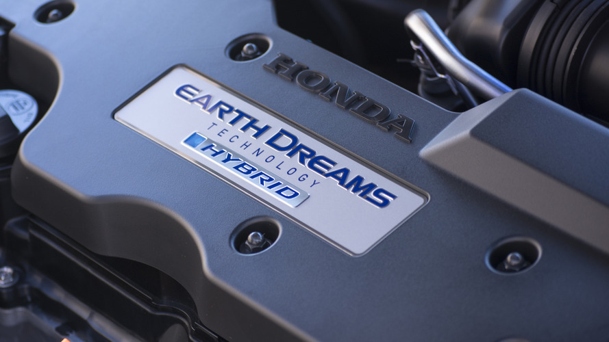 Honda 2018'de piyasaya hibrit bir otomobil sürecek