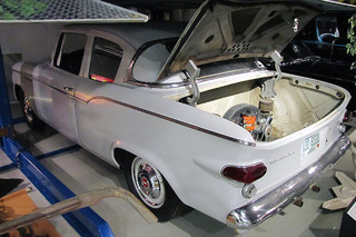 The Rear-Engined Studebaker With the Heart of a Porsche