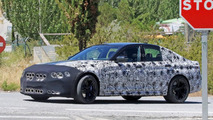 2018 BMW M5 spy photo
