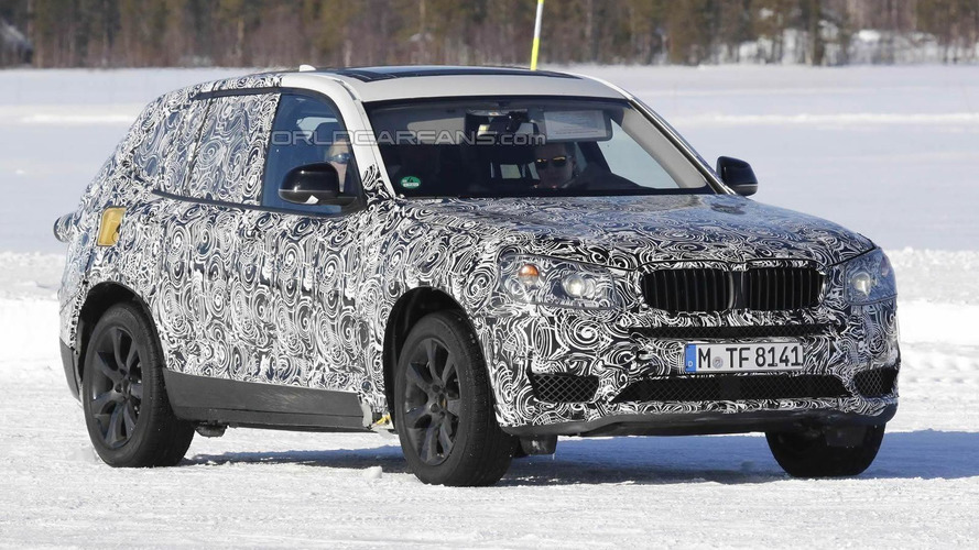 2017 BMW X3 rumored to spawn fully fledged X3 M version with M3/M4 engine