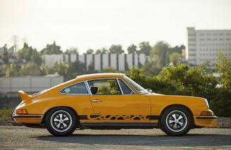 This Porsche 911 Carrera 2.7 RS Could Fetch $1 Million