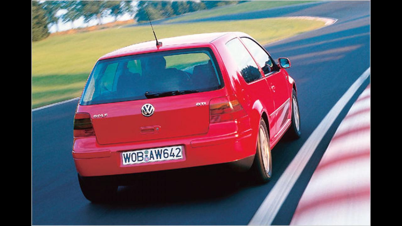 VW Golf GTI (1997)