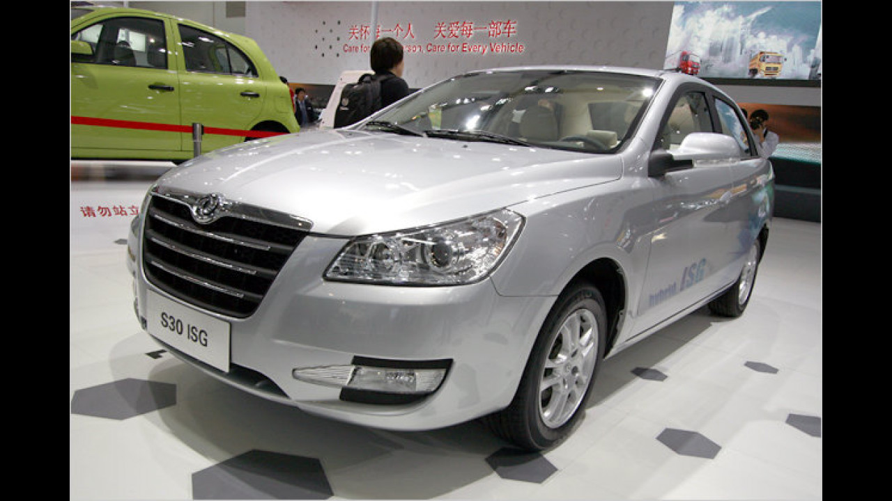 Dongfeng S30 ISG