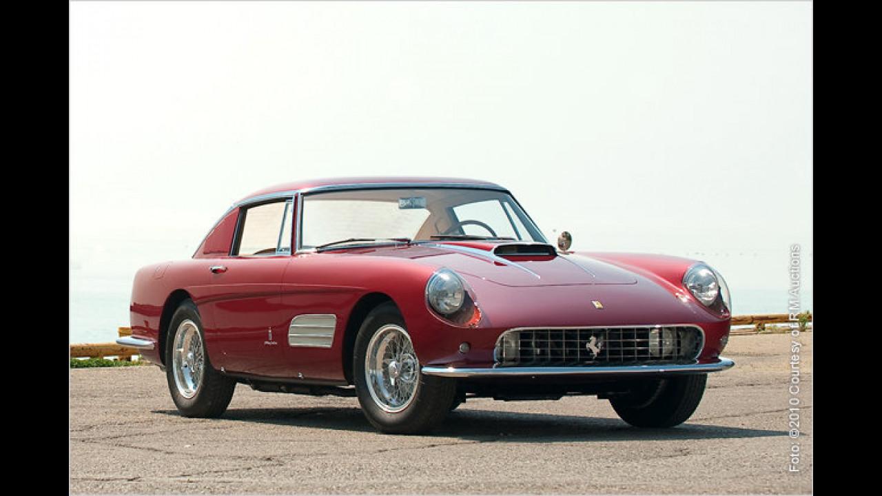 Ferrari 410 Superamerica Series III Coupé, Baujahr 1959