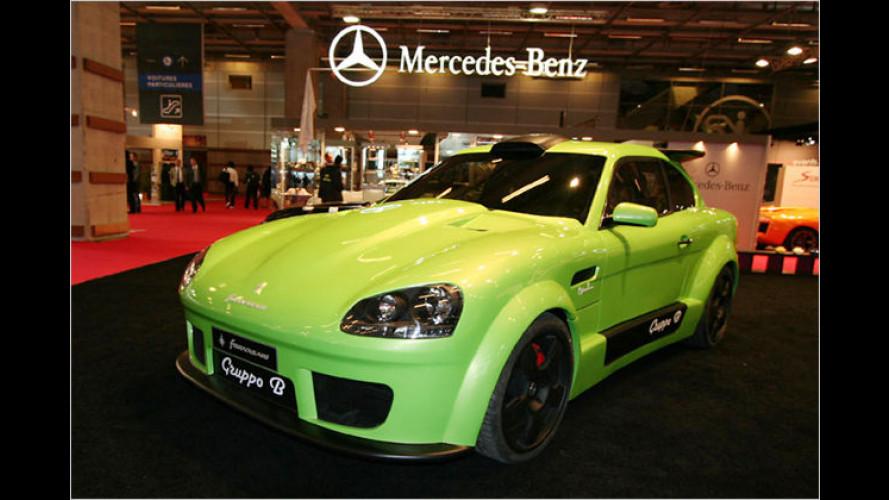 Fornasari Gruppo B: V8-Monster feiert Weltpremiere in Paris