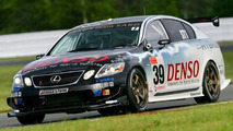 Lexus GS 450h in Tokachi 24-hour Race