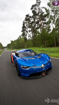Renault Alpine A110-50 concept leaked photo 24.5.2012