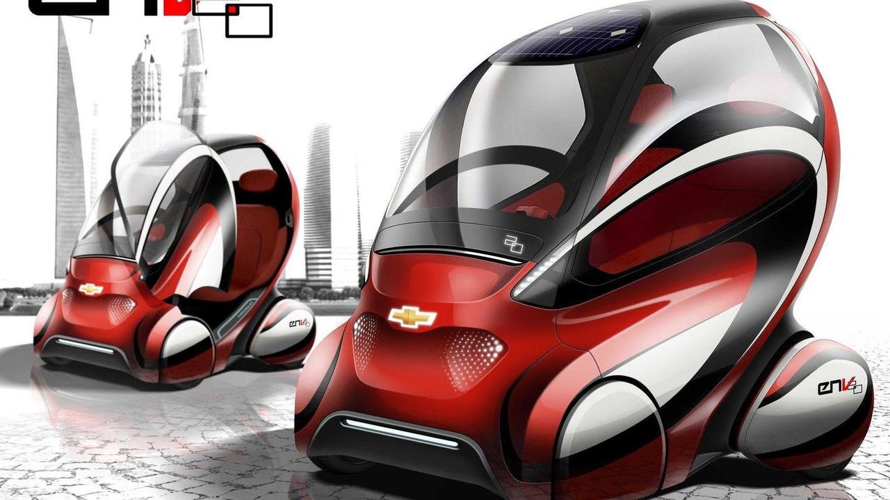 Chevrolet EN-V 2.0 concept 24.03.2012
